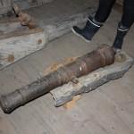 Artifact at York Factory
