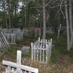 Graveyard at York Factory